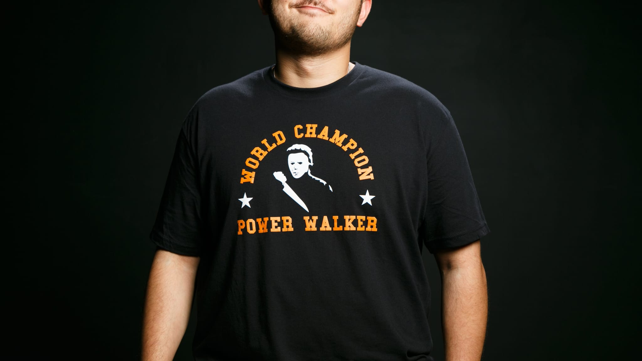 Power Walker Tee